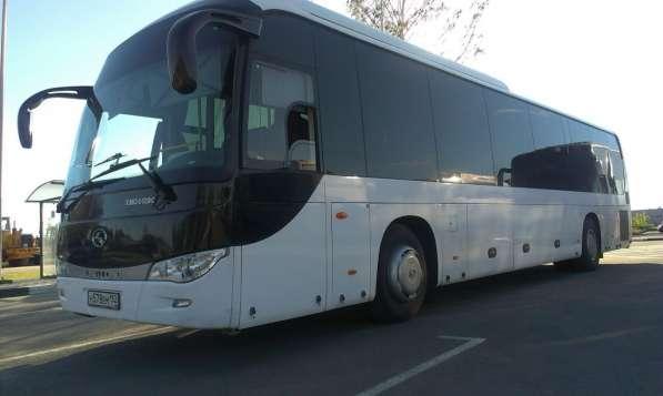 Аренда автобуса, микроавтобуса, минивэна