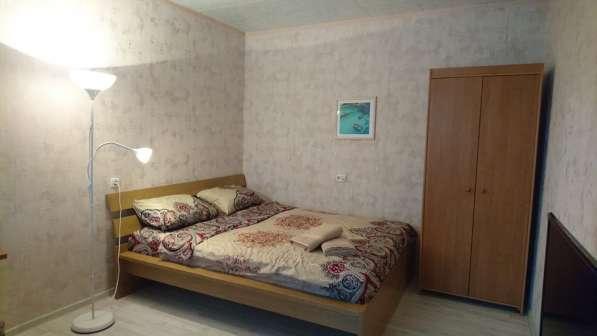Двухкомнатная квартира у метро Приморская в Санкт-Петербурге фото 7