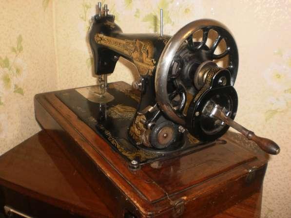 Швейная машинка Зингер 1909 года выпуска в Санкт-Петербурге фото 6
