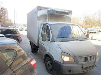 грузовой автомобиль ГАЗ 3302 (АФ-37170А)