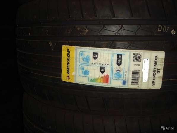 Новые Dunlop 245/35ZR19 Sport Maxx GT XL 93Y