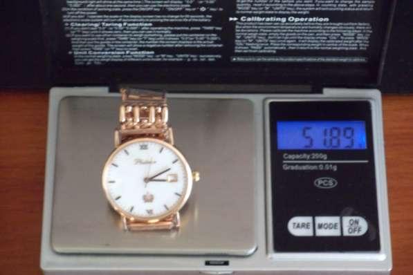 Золотые НОВЫЕ часы в Бийске фото 3