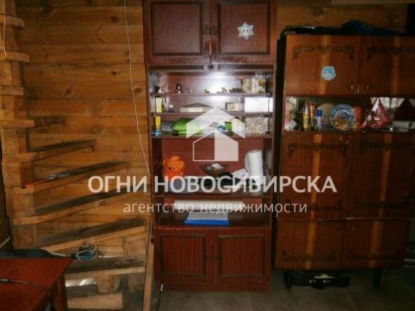 дом, Новосибирск, лдайская, 50 кв.м.