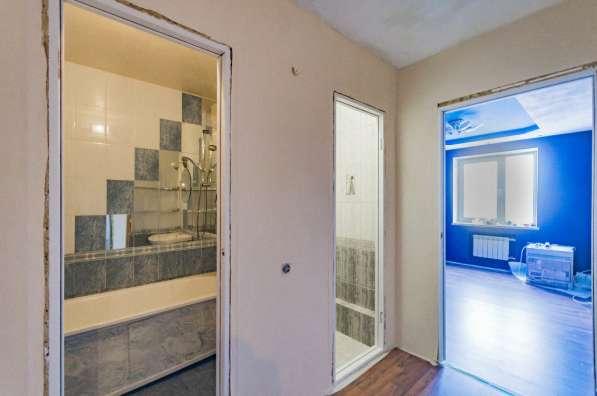 Продается двухкомнатная квартира улучшенной планировки, S=50 в Екатеринбурге фото 11