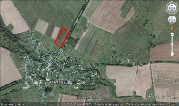4,5 гектара в Пятидорожном