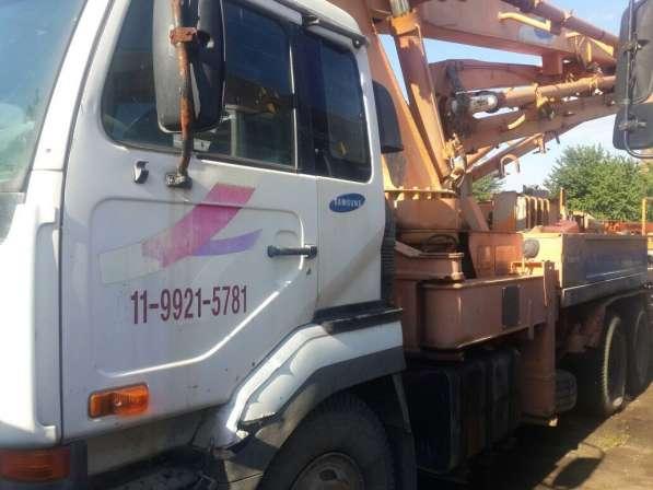 Автобетононасос SAMSUNG Поршневой, шиберный 32м в Краснодаре фото 13