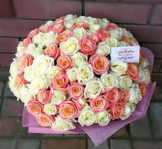 101 роза Нижний Новгород