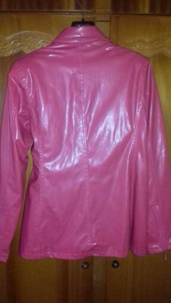 Куртка - пиджак демисезонная в фото 4