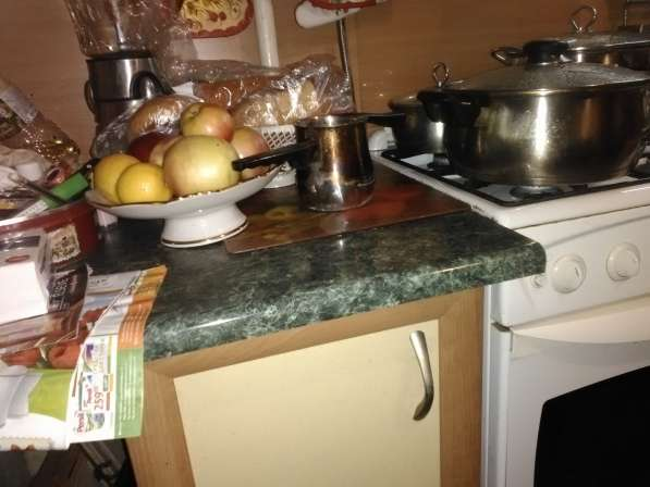Кухня 6 м2