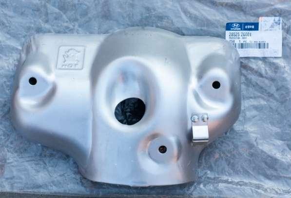 Кожух выпускного коллектора ДВС на Hyundai/KIA 2852526601