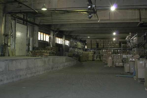 Продается производственно-складское помещение
