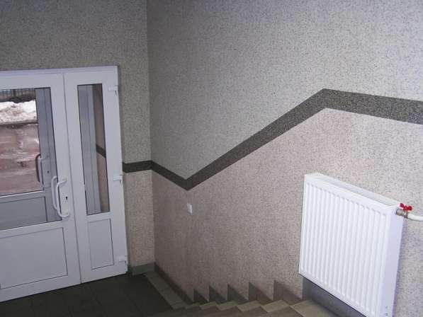 лестница отделка стен байрамиксом фото это