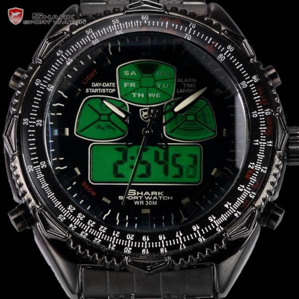 Мужские часы Shark (Акула), оригинал