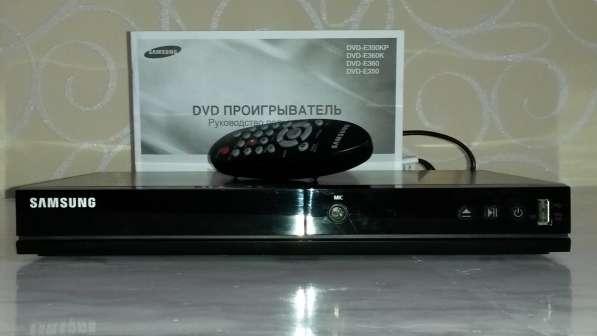 Продам DVD SAMSUNG E360K