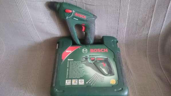 Аккумуляторный перфоратор - Bosch UNEO
