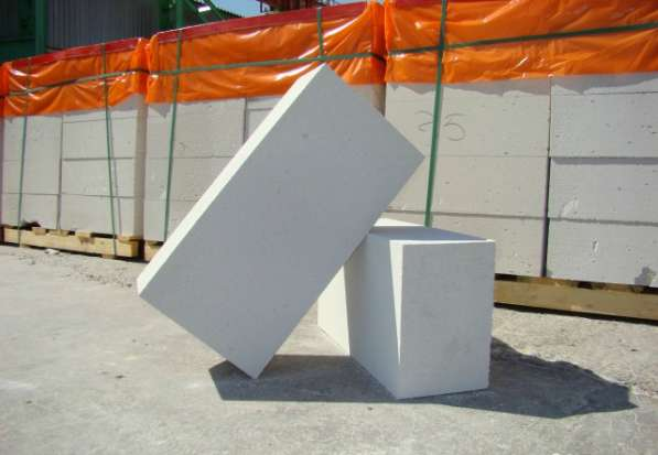 Газосиликатные блоки (любой объем с Доставкой)