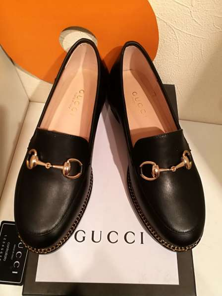 Лоферы Gucci
