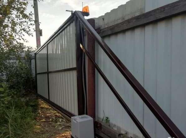 Качественные заборы для дома и дачи
