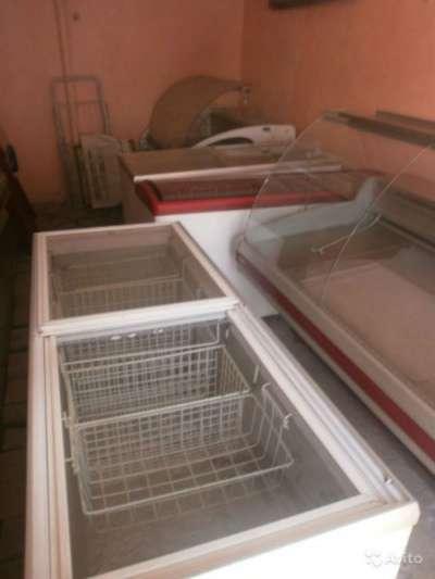 торговое оборудование Холодильные лари 1