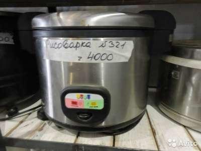 торговое оборудование Рисоварка