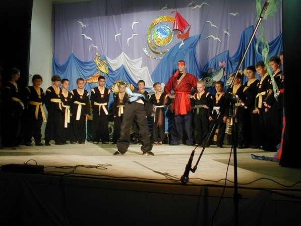 Ушу для детей 4 лет на Волгоградской, 59 в фото 9