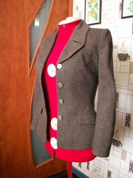 Твидовый пиджак в Сургуте фото 6
