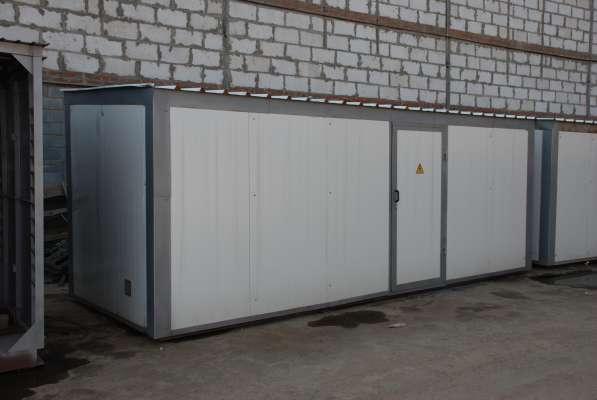 Утепленные блочно-модульные подстанции 2КТПНУ до 2500 кВА в Москве