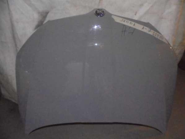 Капот на Шкода Октавия А7