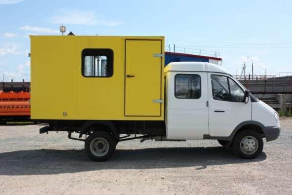 Продажа автомастерской на базе газели в Ярославле фото 4