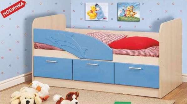 Кровать детская «Дельфин» в
