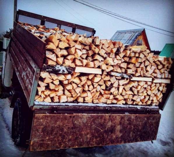Дрова и топливные брикеты в Дмитрове фото 9
