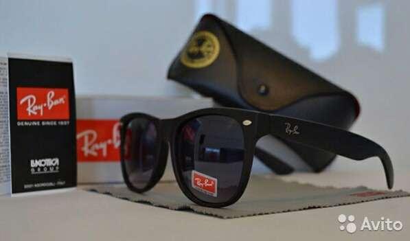 Легендарные очки Ray Ban