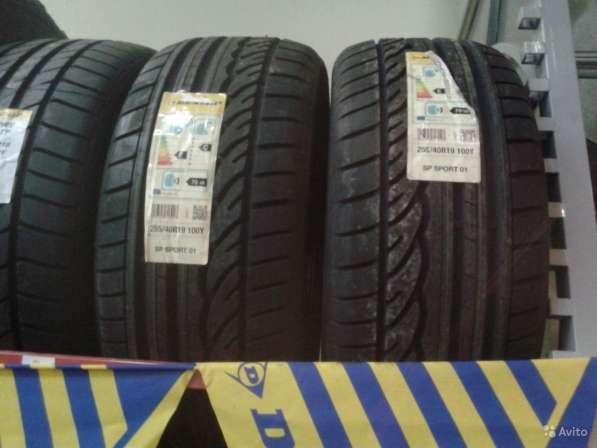 Новые немецкие r18 ROF 245 40 и 275 35 dunlop 01