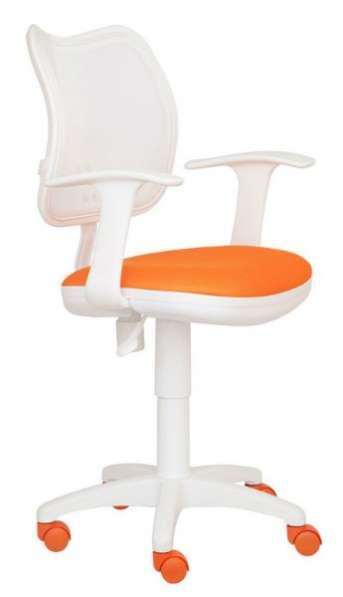 797- WH/TW-96-1 белый пластик, оранжевые