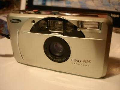 Пленочный фотоаппарат Samsung Fino 40 S Date