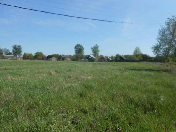 Продается земельный участок 19 соток в деревне Бычково, Можайский район, 121 км от МКАД по Минскому шоссе.