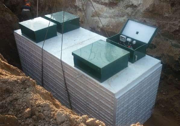 Септики от производителя. Автономная канализация Евробион в Сургуте фото 14