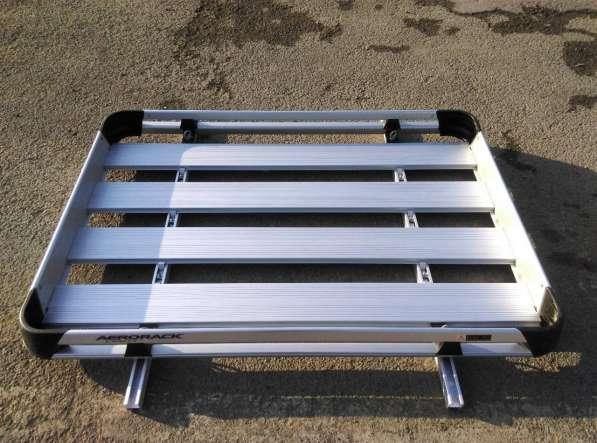 Багажник универсальный (корзина) на крышу 140х100 см (№071)
