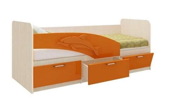 Кровать детская «Дельфин» в фото 4
