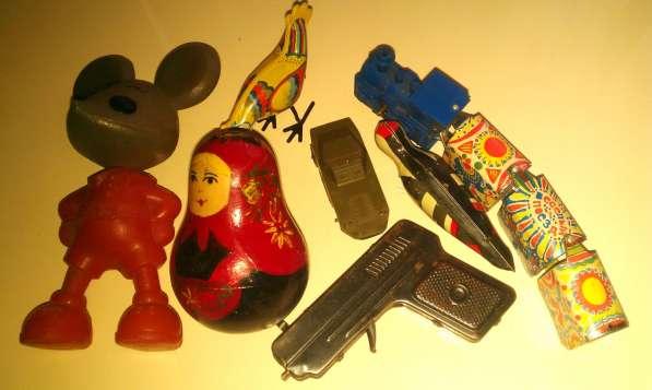 Игрушки, СССР