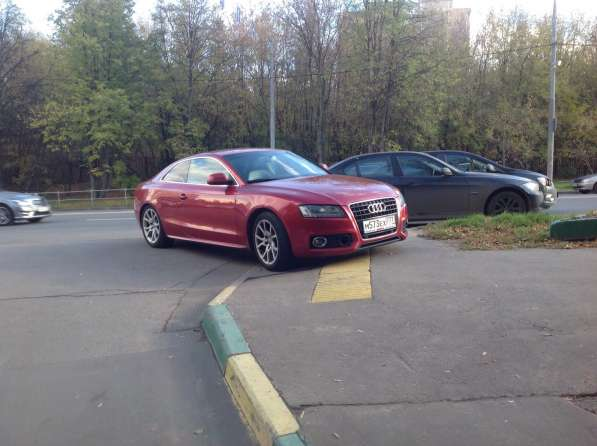 Автомобиль Ауди А5
