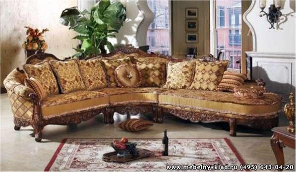 Мягкая мебель из Китая и Италии
