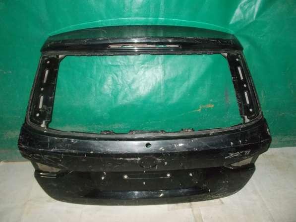 BMW X1 E84 Крышка багажника б/у Оригинал