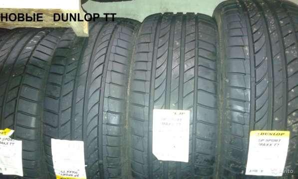 Новые Dunlop 225/45 R17 SP Sport Maxx TT 91W