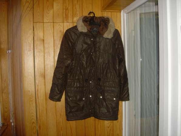 Куртку Аляска настоящая куплена в советские времена