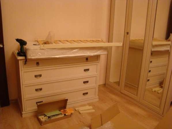 Профессиональная сборка-разборка мебели в Омске фото 3