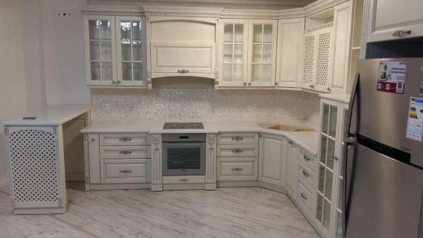 Заказать кухню с массива ясеня в Киеве,Сумах,Украине,недорог