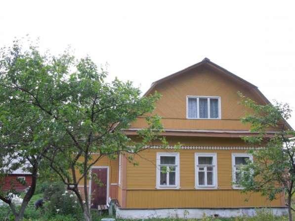Обменяю или продам дом д. Жельцы Лужского района РФ