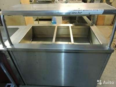 торговое оборудование Мармит для горячих блюд