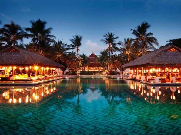Отдых в остров Бали, Индонезия